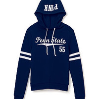 Pennsylvania State University Funnel-Neck Hoodie - PINK - Victoria's Secret