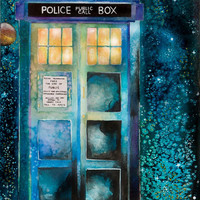 Time And Relative Dimension In Space (TARDIS)