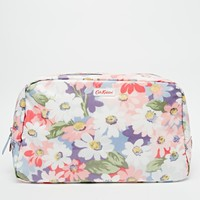 Cath Kidston Classic Box Toiletry Bag with nylon zip
