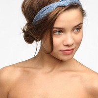 Pin-Up Knot Headwrap
