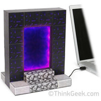 Minecraft USB Desktop Nether Portal