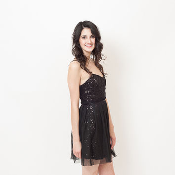 French Connection - Spectacular Sparkle Dress
