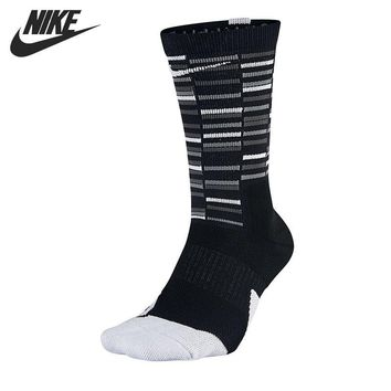 Original New Arrival 2018 NIKE  Elite Crew Basketball Socks Unisex  Sports Socks  (1 Pair)