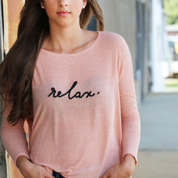 Relax Knit