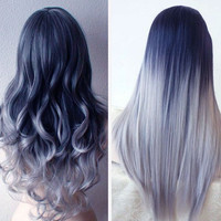 Ombre Hair Extension in Stone Color [PRE-RELEASE]