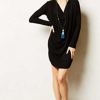 Dipped Jersey Tunic