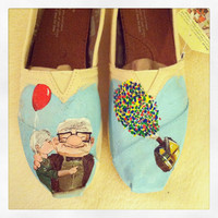 Up TOMS by ThoseInFavor on Etsy