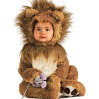 Lion Cub Dress-Up Set - Infant