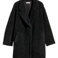H&M+ Pile Coat - from H&M