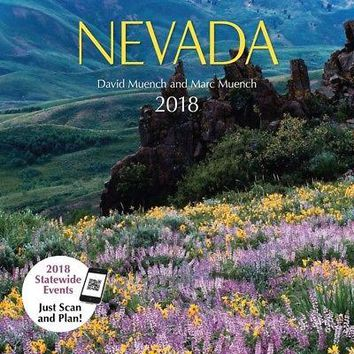 Nevada Protege Wall Calendar, More U.S. States by American West Books