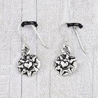 Bright Soul Earrings | Sunburst Earrings