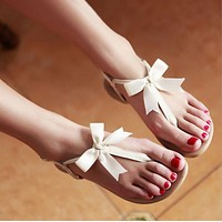 One-nice™ Bow tie sandals
