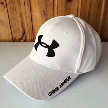 PEAPUF3 Under armour Women Men Sport Sunhat Embroidery Baseball Cap Hat G-A-GHSY-1