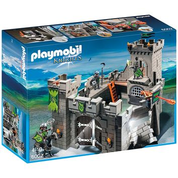 Playmobil 6002 Wolf Knights` Castle