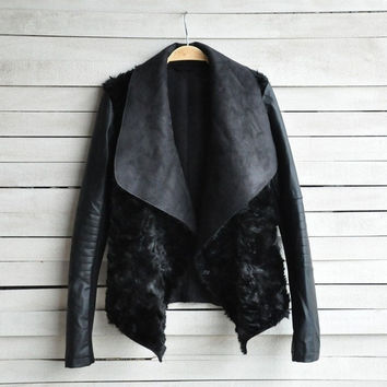 Spring & Winter 2014 Hot Sell New European and American Fashion Women Fur Coat Slim Short PU Leather Jacket Women = 1932254148