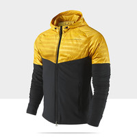 Check it out. I found this LIVESTRONG Fanatic Men's Running Hoodie at Nike online.