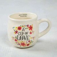 Happy Mug - A Cup of Love