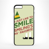 Christmas Smile iPhone 6 Plus Case