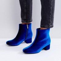 Truffle Collection Kitten heel Boot at asos.com