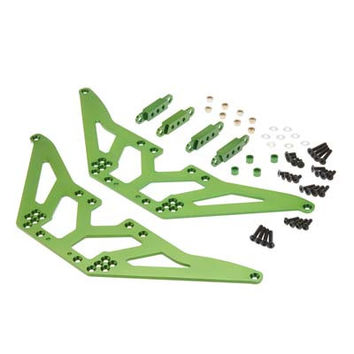 STA30502LG Chassis Lift Kit + Shock Mounts SCX10 (4) Axial