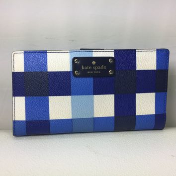 Kate Spade NY Grove Street Printed Stacy Wallet