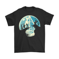 QIYIF The Tale Of The Three Brothers Deathly Hallows Harry Potter Shirts