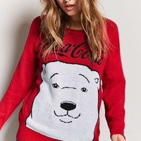 Coca-Cola Holiday Sweater
