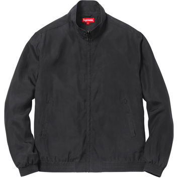 Supreme: Silk Bomber - Black