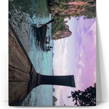 ROC Waters Canvas