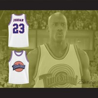 Michael Jordan 23 Tune Squad Basketball Jersey Any Player