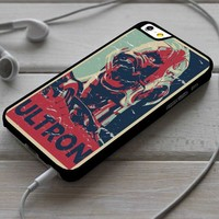 Ultron The Avengers Age of Ultron iPhone 4/4s 5 5s 5c 6 6plus 7 Case