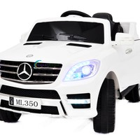 12V powered ride on car, Mercedes ML350 toy for Kids