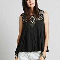 Free People Womens Libertine Top
