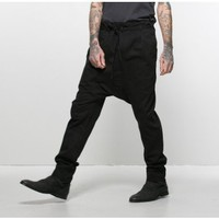 oak karate pant black Oak