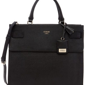 GUESS Cate Large Satchel