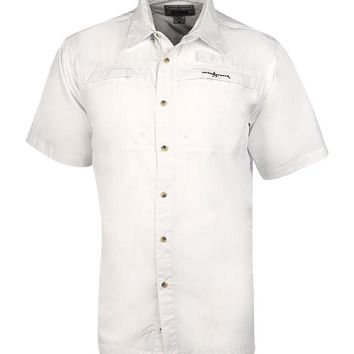 Men's Quayside Air/X S/S UV Vented Fishing Shirt