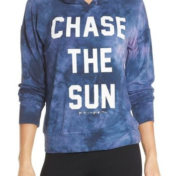 Spiritual Gangster 'Chase the Sun' Graphic Hoodie | Nordstrom