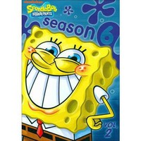 SpongeBob SquarePants: Season 6, Vol. 2 (2 Discs)