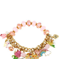 FAIRYLAND HEART HALF STRETCH BRACELET