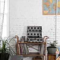 4040 Locust Rustic Metal Console- Copper One