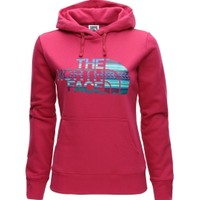The North Face Women's Texture Stripe Pullover Hoodie