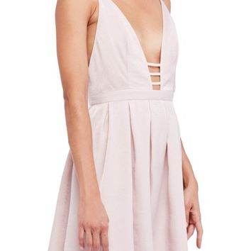 Free People Gabby's Party All Night Minidress | Nordstrom