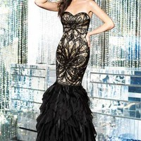 Alyce Paris 5562 at Prom Dress Shop
