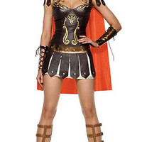 Warrior Princess Costume - Womens's Roman Soldier Costumes