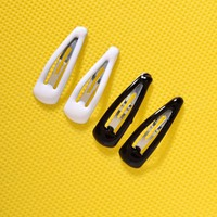 ECH Deadstock Mini Clip Set - Black & White