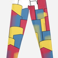 'Basic Complex' Leggings by Kerry-Symetria