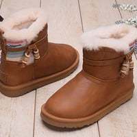 UGG Women Fashion Snow Boots Short Boots Shoes-1