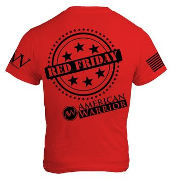 RED Friday - Mens - Cotton