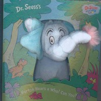 Dr. Seuss's Horton Hears a Who! Can You? (Dr. Seuss Nursery Collection)