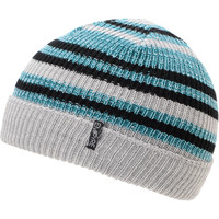 Empyre Edgar Blue, Black and Grey Stripe Beanie at Zumiez : PDP